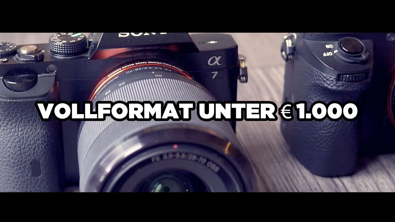 Sony a7r in 2019 – Review!