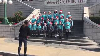 Performance in Disneyland @ American School Hong K