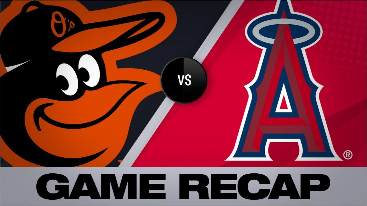 Angels vs. Athletics - Game Recap - July 25, 2020 - ESPN