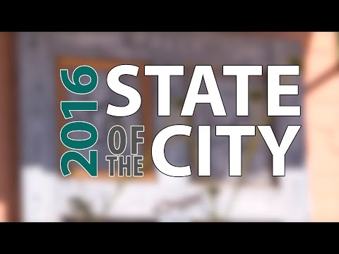 State of the City Introduction Video 2016