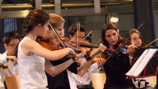 Mozart Divertimento in B-Dur KV 137, 1 Andante | PJKO in Leeuwarden