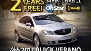 New 2012 Buick Verano TV Ad Williams Buick Charlotte Gastonia Concord NC Rock Hill SC