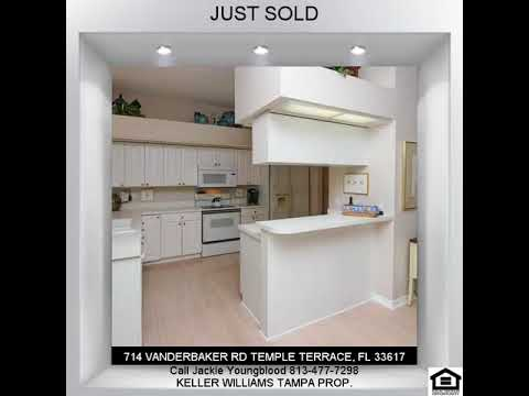 714 VANDERBAKER RD, TEMPLE TERRACE, FL 33617 (SOLD)