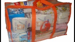 сумка в роддом через интернет