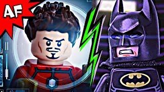 Lego Super Heroes UFC: Batman VS Iron Man Ep 1 Brick Film