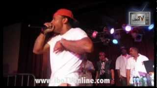 Prodigy of Mobb Deep - Hell On Earth & Trife Life LIVE BB KINGS NYC iboTV 7/3/12