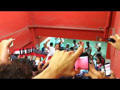 La Blanquirroja - La previa del Perú vs Nueva Zelanda - Estadio Nacional De Lima - 15/11/17