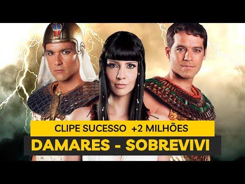 Damares - Eu Sobrevivi   M1 SOCIAL TV  HD (Exclusivo)