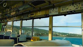 【島を渡る路線バス】琉球バス53番志喜屋線(廃止)
