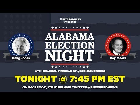 Alabama Election Night