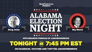 Alabama Election Night