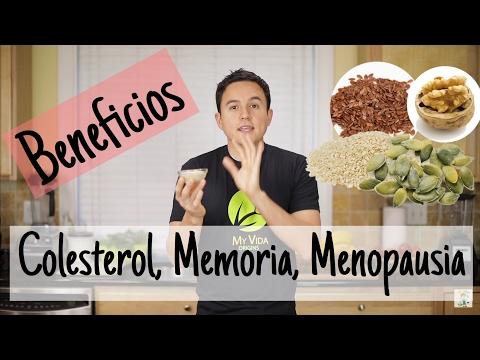Beneficios de las Semillas de Ajonjoli + Calabaza + Linaza y Nueces