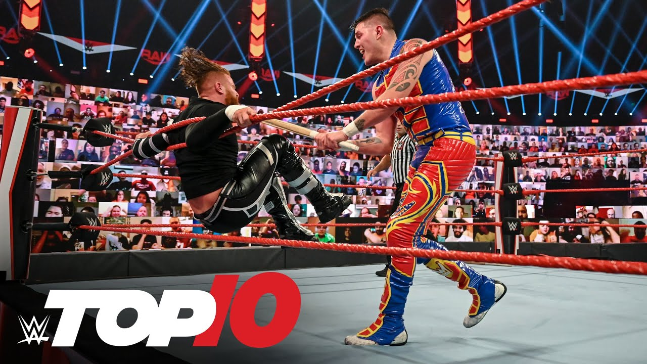Download Top 10 Raw moments: WWE Top 10, September 7, 2020