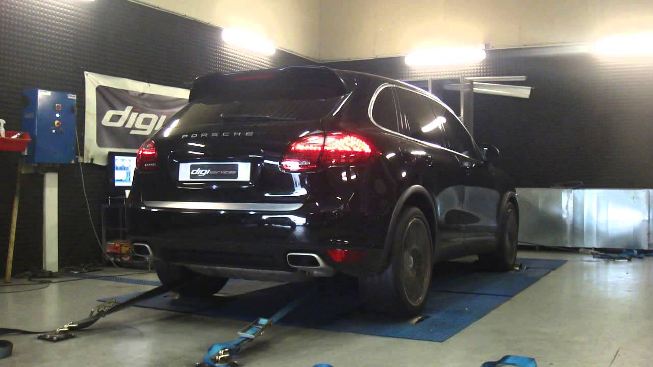 reprogrammation moteur porsche cayenne tdi 250cv 302cv dyno digiservices paris youtube. Black Bedroom Furniture Sets. Home Design Ideas