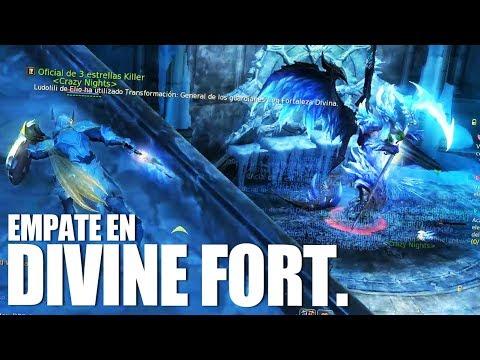 AION 5.8 | Empate en Divine (Gameplay en español)
