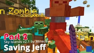 Minecraft Adventure Map - Sky Islands v2.1 - Saving Jeff {2}