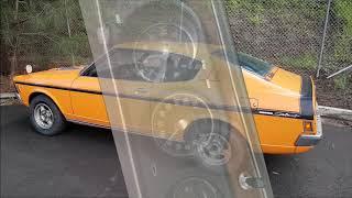 Mitsubishi Galant GTO test drive