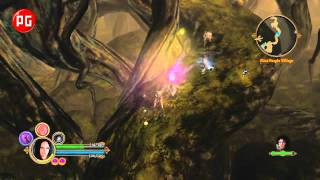 Dungeon Siege 3. Видеообзор