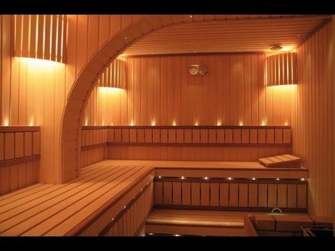 Как сделать сауну, архитектура и интерьер