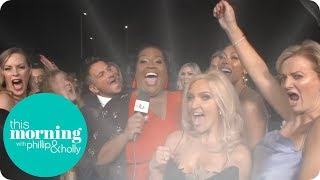 Alison Hammond Goes Behind the Scenes at the NTAs | This Morning