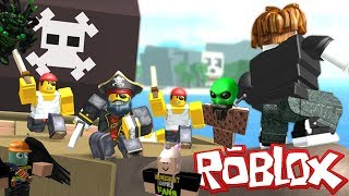 The FGN Crew Plays: ROBLOX - Pirate Simulator
