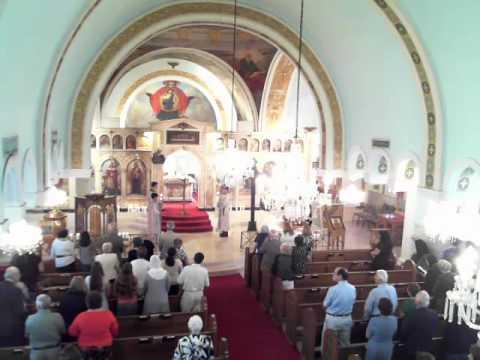 Divine Liturgy - April 19, 2015 - Second Sunday of Pascha