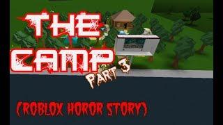 Le Camp de l'Année de l'Est Un court métrage de Bloxburg (fr) Roblox Horror Story [PARTIE 3]