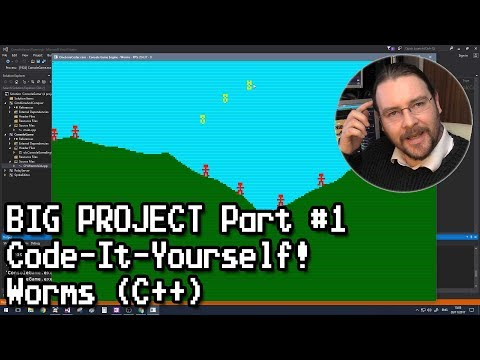 Code-It-Yourself! Worms Part #1 (C++)