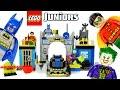 LEGO® Juniors Batman™ Defend the Batcave Set 10672 w/ Robin & The Joker MP3