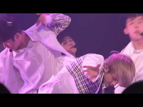 [4k]190615 원더나인 1THE9 도쿄 콘서트 마법같아 Like A Magic - 유용하 YOOYONGHA Focused Cam