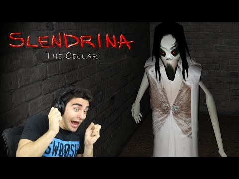 SCARIEST SLENDRINA GAME BY FAR! - Slendrina: The Cellar (PC Version)