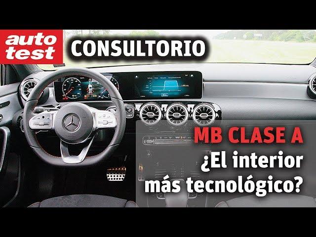 Consultorio: la tecnología del Clase A