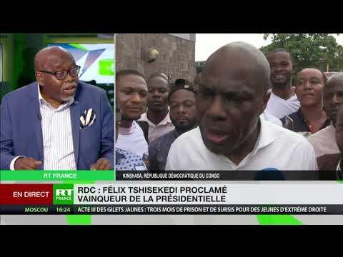Résultats des élections en RDC  l'avis d'Alexandre Kiyedi