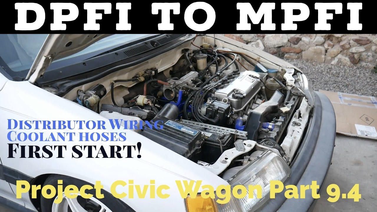 DPFI to MPFI Distributor & ECU Wiring Guide - 88-91 Civic & CRX D B Wiring Harness Diagram on