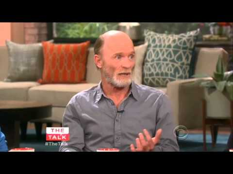 Ed Harris on The Talk Mar 13th, 2015