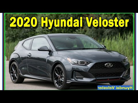 2020 Hyundai Veloster Review - interior and exterior