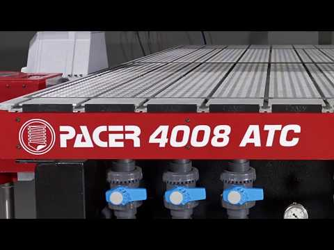 Pacer Series industrial heavy duty CNC Routers