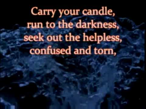 Carry Your Candle Chris Rice Chords Chordify