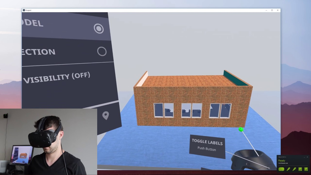 SketchUp to VR in 10 Seconds