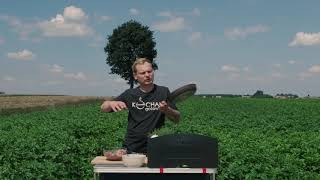 Jak przygotować soczyste kartacze z mięsem?