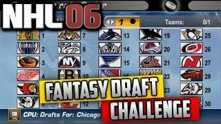 NHL 06 FANTASY DRAFT CHALLENGE