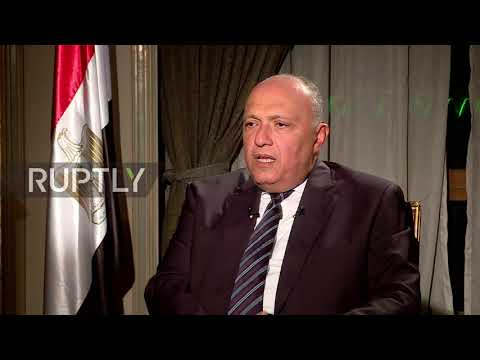 Egypt: Cairo 'deplores' Trump's decision which 'instigated' violence – Egyptian FM