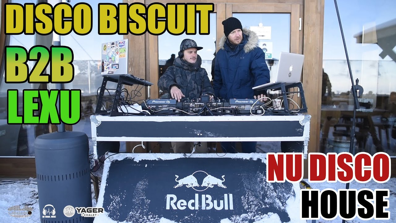 Disco Biscuit B2B Lexu @Yager Chalet, Poiana Brasov for La Balcon and No Signal Music