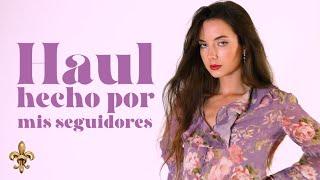 HAUL DE ZARA 2020 ⚜ | ME COMPRO LO QUE ME DICEN MIS SEGUIDORES | Moda Susana Arcocha