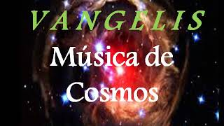 VANGELIS Serie TV COSMOS Tema Creation Du Monde