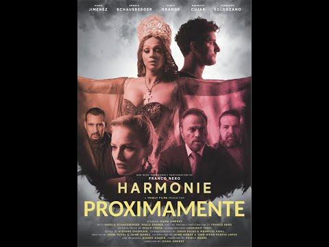""""""" HARMONIE"""" La Reina de la Noche """" pelicula de Juana Jimenez.  @juanajimenezactriz"""