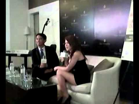"MUSIC LYF: Renee Olstead ""Summertime"" Presscon"