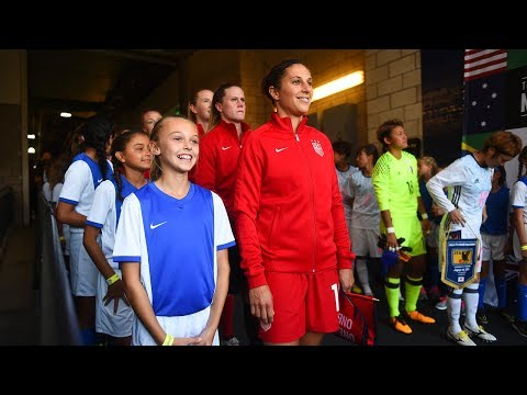 WNT vs. Japan: Highlights - Aug. 3, 2017