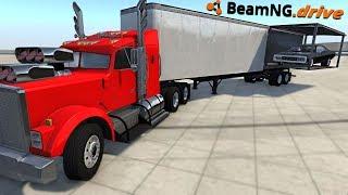 BeamNG.drive - TRANSFORMER TRAILER