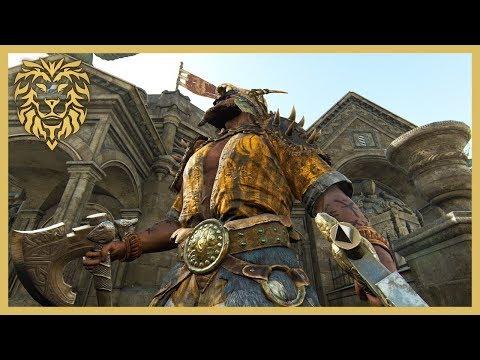 [For Honor] New Berserker Rework, New Fashion